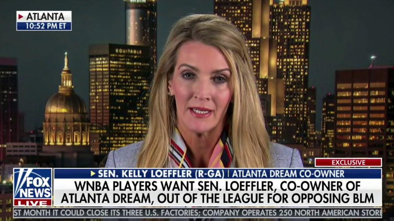 Senator Loeffler Discusses BLM & Cancel Culture On The Ingraham Angle