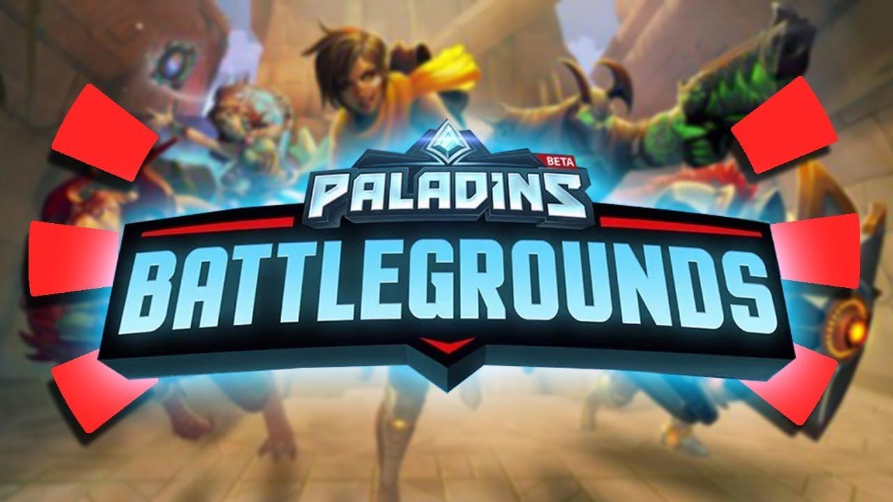 Paladins Battle Royale