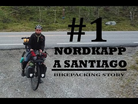 Norkapp to Santiago. Bikepacking adventure #1