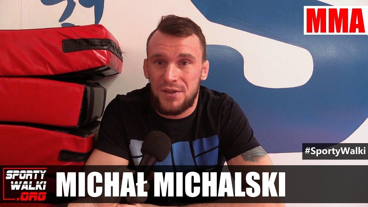 Michał Michalski o Popek-Strachu: Lubię oglądać walki dziwolągów