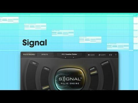 Output Signal - Favorite Presets