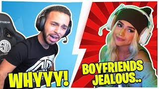 HAMLINZ GETS BROKEN UP WITH BY HIS FORTNITE GIRLFRIEND!