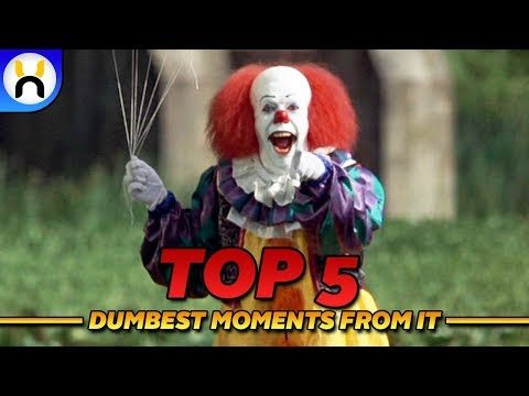 Top 5 Goofiest Moments in IT 1990