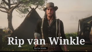 Every fake/made up name in Red Dead Redemption 2 (including Rip van Winkle, Tacitus Kilgore...)