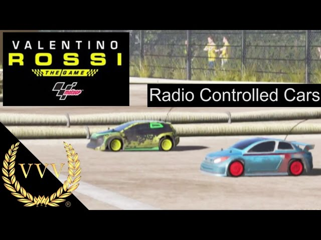 Valentino Rossi The Game - Radio Controlled Cars DLC