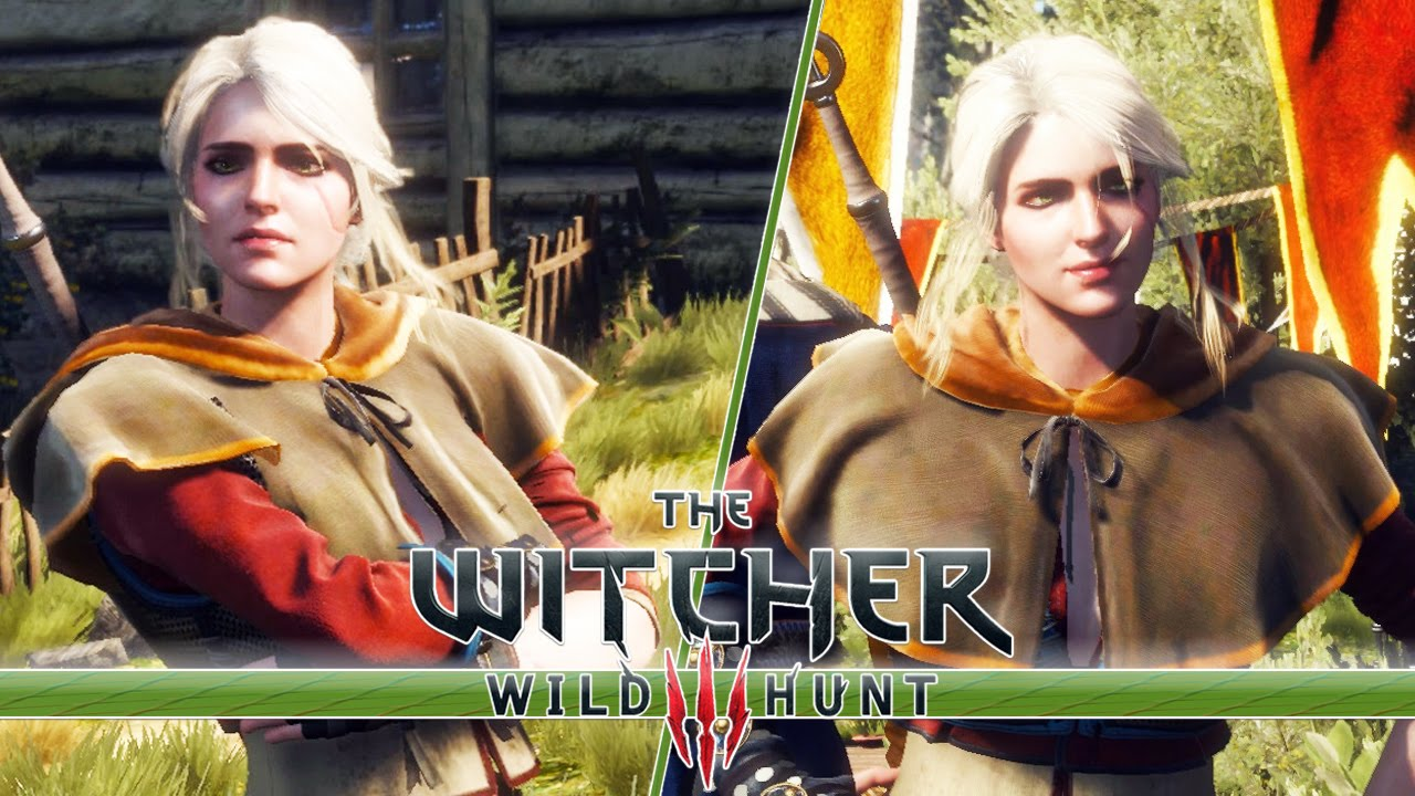 The Witcher 3: Wild Hunt - Ciri's Alternative Costume Look (New Free DLC)