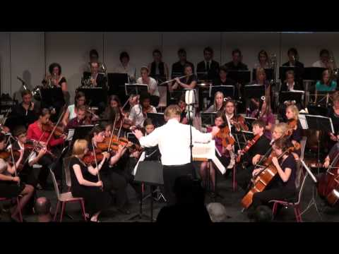 EJPO Concert Salzburg 2010 - Music from Gladiator