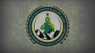 "Kurdish ""Afrin Liberation Forces' guerrilla operations against Turkey-backed jihadists"