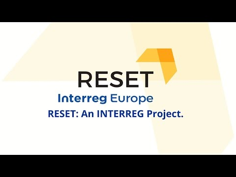 Introduction to the RESET Project and Interreg Europe Programme
