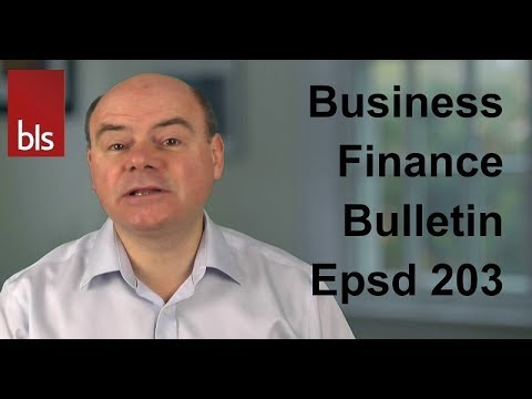 Sources of Finance, Open Banking in Action and Filing Accounts Late - BFB Epsd 203