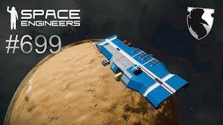 REACHING MARS :: Space Engineers Survival :: Ep. 699