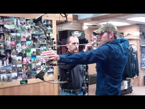 North American Hunting Club: Getting Fitted For A Compound Bow