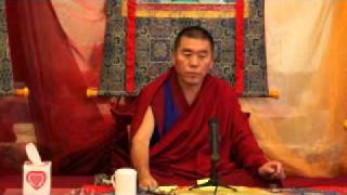 Introduction to Bön tradition. Part 2. Latri Nyima Dakpa Rinpoche. Moscow, 2011.