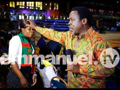 SCOAN 20/05/18: Prophecy Time & Deliverance with TB Joshua | Live Sunday Service