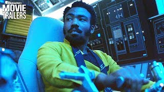 SOLO: A STAR WARS STORY | New Extended Spot for Star Wars Spin-Off