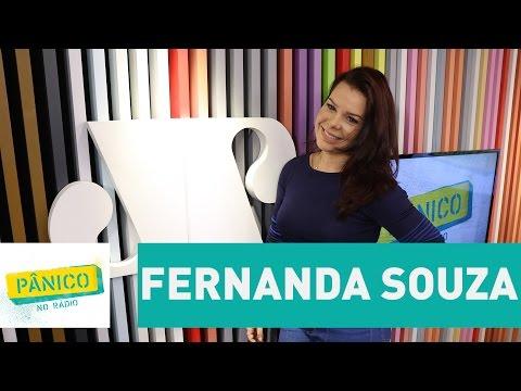 Fernanda Souza - Pânico - 04/05/17