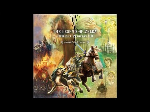 The Legend of Zelda: Twilight Princess HD - Sound Selection [All 20 Music Tracks]