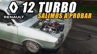 Renault 12 TURBO carburador TLDE - SOULAS GARAGE