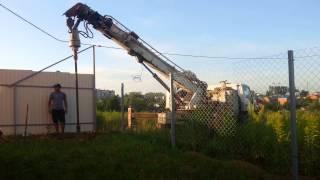 Колодец канализация(Бурение колодца под канализацию 1., 2014-07-16T19:56:54.000Z)