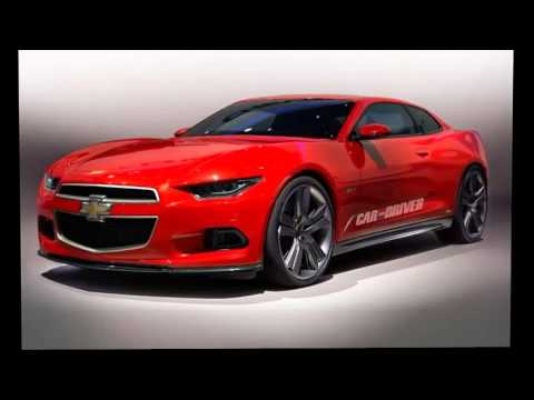 2016 Chevy Camaro Concept Release Date New Car Latest