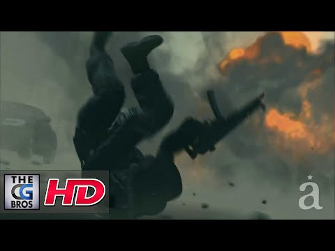 """CGI Animated Trailer HD: """"Nexon: Counter-Strike Online 2"""" - by Alfred ImageWorks"""