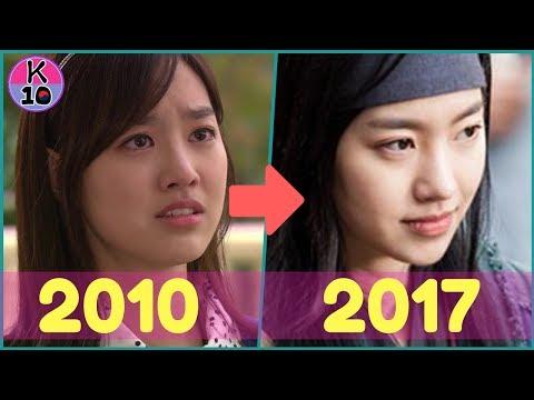 Jin Se yeon EVOLUTION 2010-2017