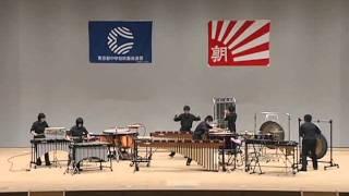 青梅六中2011東京都アンサンブルコンテスト  大空に翔る蒼き翼を持つ者 thumbnail