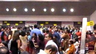 SEF. Garba 2010 at Santa Clara Convention Center HD Quality