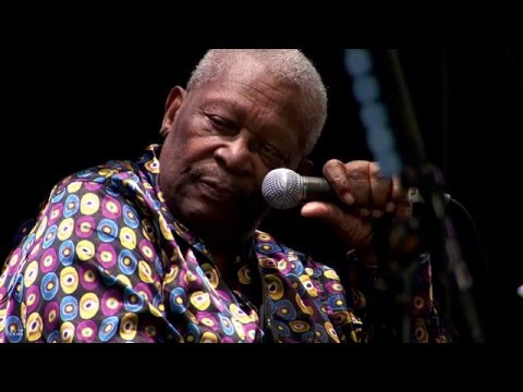B.B King - Eric Clapton / The Thrill Is Gone 2010 Live Video - FULL HD