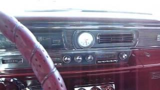 1964 Pontiac Catalina Sport Coupe Test Drive.AVI