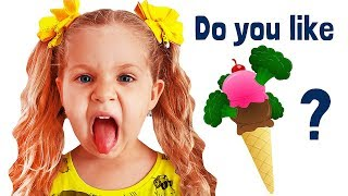 Download Do You Like Broccoli Ice Cream? with Roma and Diana Mp3 and Videos
