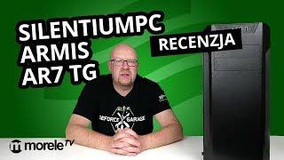 SilentiumPc Armis AR7 TG   Obudowa z dużymi możliwościami