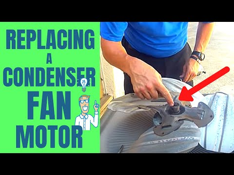 change-a-condenser-fan-motor---hvac-service-call
