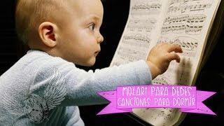 Mozart para bebes, musica clasica para niños. Musica de cuna.