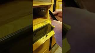 RV Motorhome Rental Instructional Video 5: Stove/Oven, TV, Fridge/Freezer, Heating & Cooling