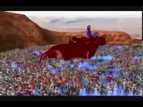 The Book Of Revelation-Animated KJV/ Apocalipsa- Revelatia cu subtitrare Romana