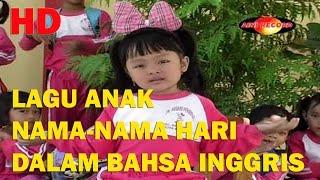 Lagu Anak ‡® NAMA HARI DALAM BAHASA INGGRIS ®‡ » Belajar Bahasa Inggris