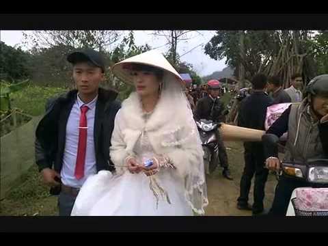 Thủ tục đón dâu của người dân tộc Tày