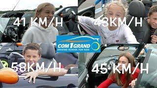 MINI DRIVER CHALLENGE !!!