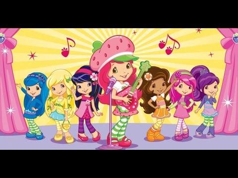 Шарлотта Земляничка: Ягодный праздник Землянички/Charlotte strawberry Berry festival мультик игра