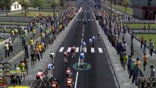 Pro Cycling Manager 2013 World Championship Gameplay