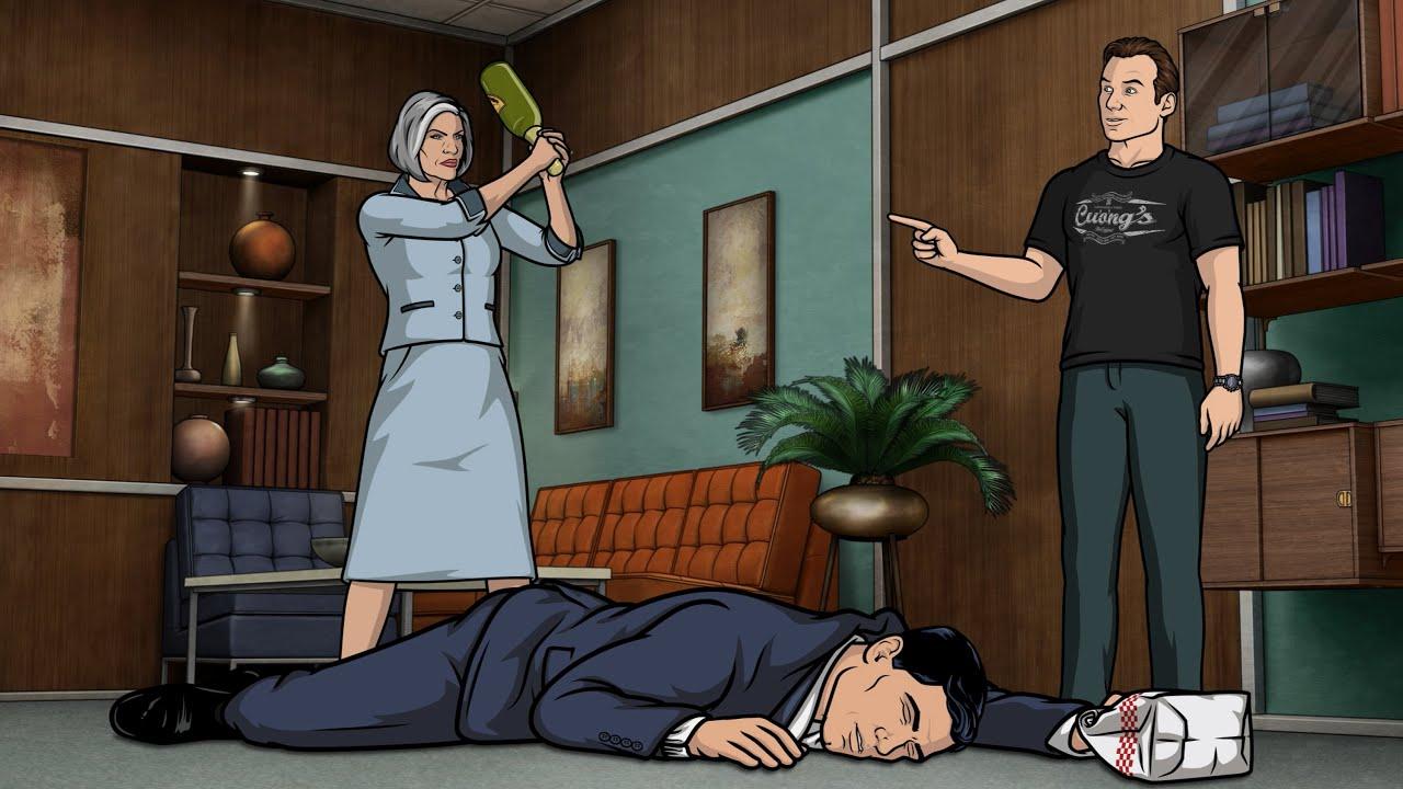 Download Best of Archer Season 7