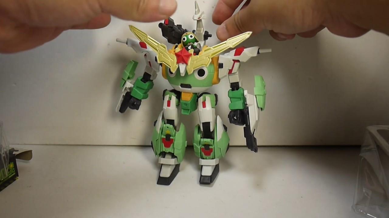 豪宅玩具~1769~(傻瓜青蛙)萬代 BANDAI KERORO魂001Keroro軍曹ケロロ軍曹  KERORO 機器人 UC