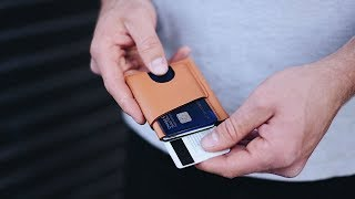 5 Latest Minimalist Wallets You Must See!!  #82 | Christina Tech Review