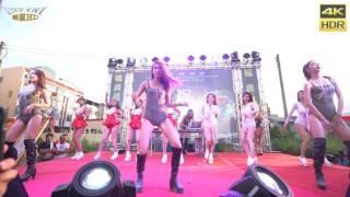 辣妹熱舞4(4K HDR)@林園廟會[無限HD] ????