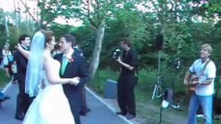 October Wedding in Central Park