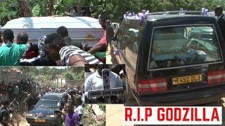 LIVE | Mwili wa GODZILLA Ukiwasili Nyumbani Kwao Muda Huu
