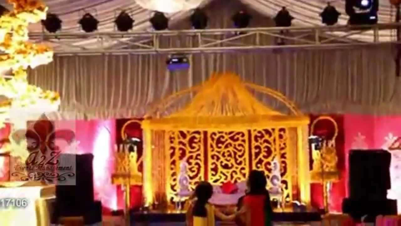 Mehndi And Mayon Decoration : Best mehndi stages designer stage decoration services