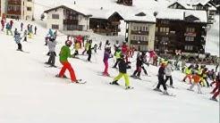Demo Skiarena Alpenrose Riederalp 24.2.2012