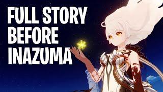 Genshin Impact: Full Story Before Inazuma